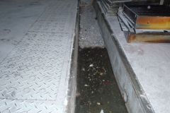 厨房・空調ダクト清掃作業