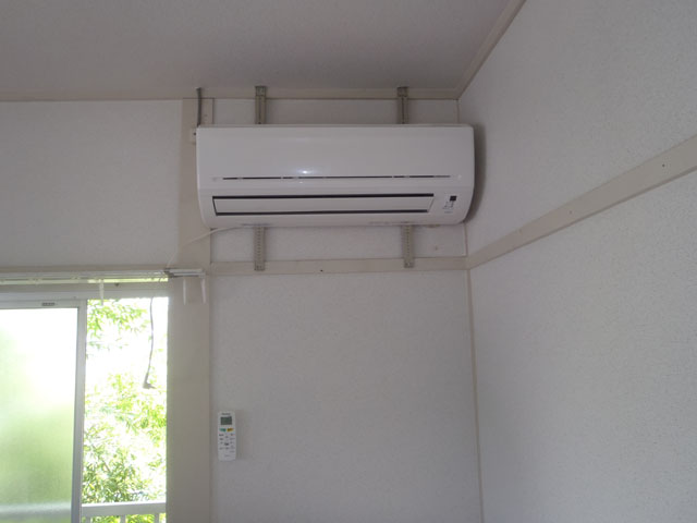 冷暖房・空調設備工事