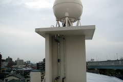 高架水槽廻り配管取替