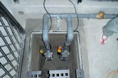 排水用ポンプ設置工事