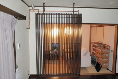 室内エコ冷暖房機器設置